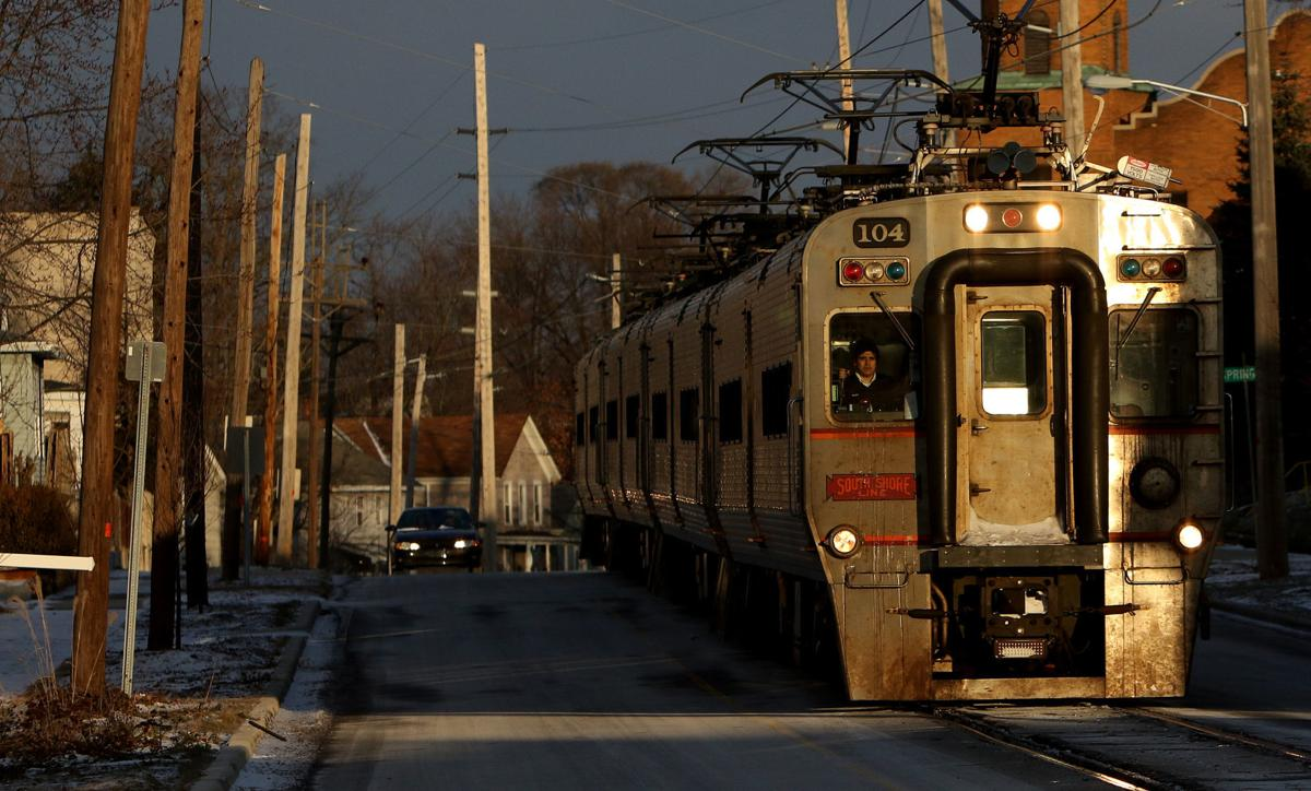 South Shore train