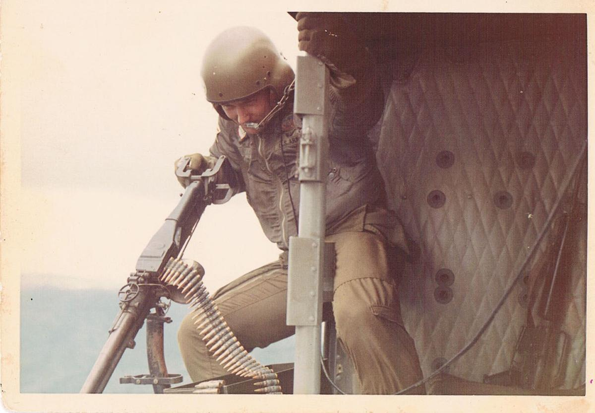 Jim Chancellor in Vietnam