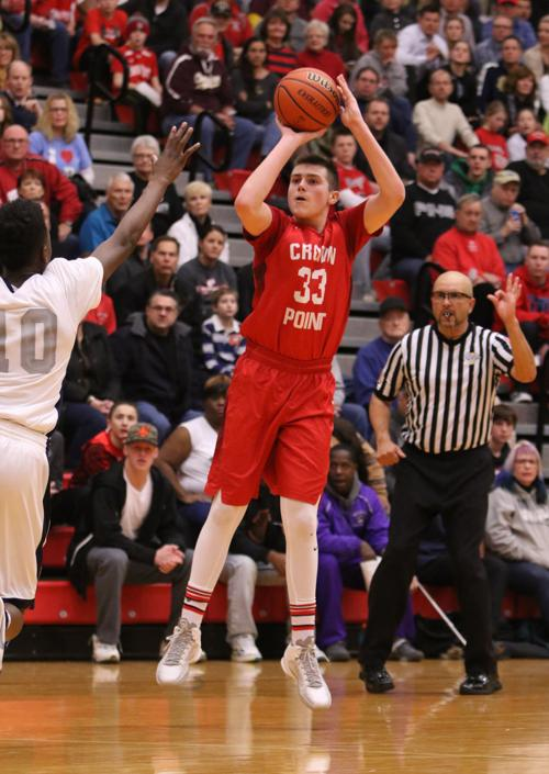 Crown Point's Sasha Stefanovic commits to Purdue for men's basketball