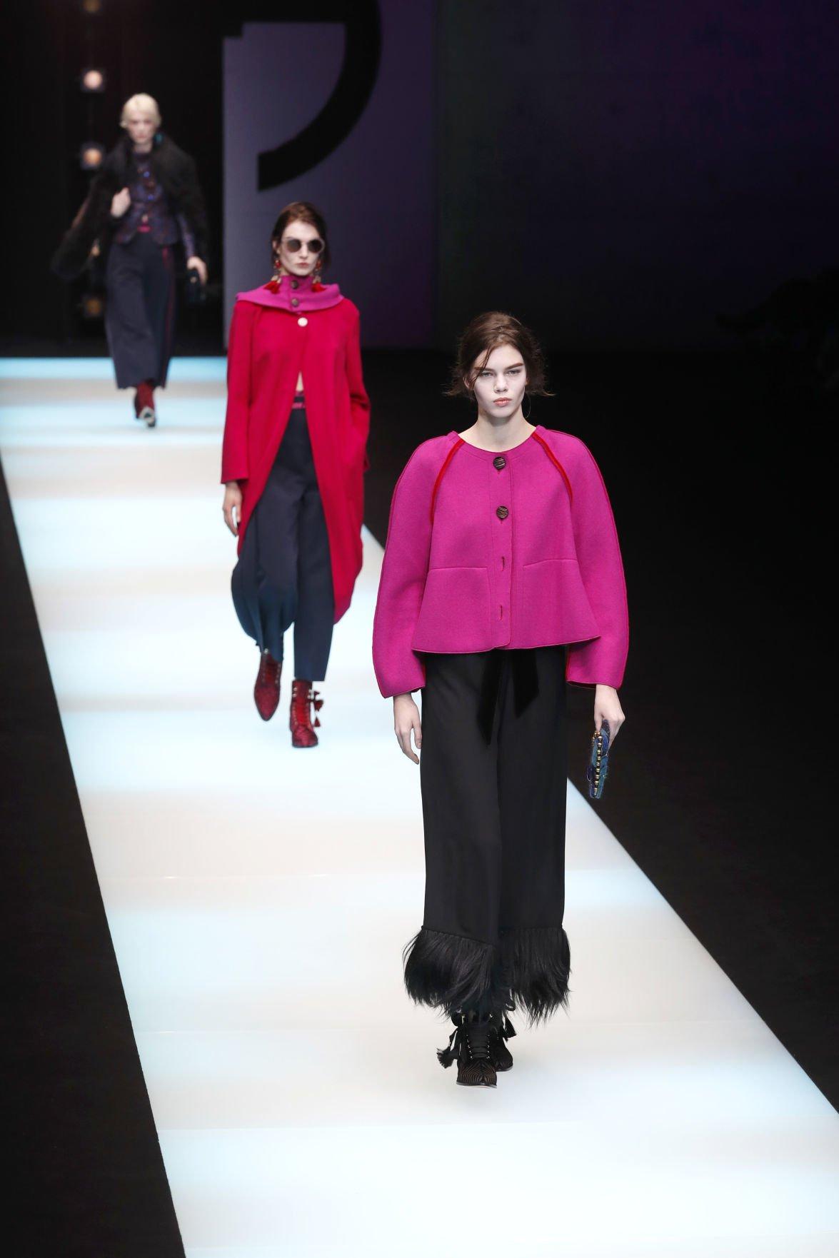 Italy Fashion Armani