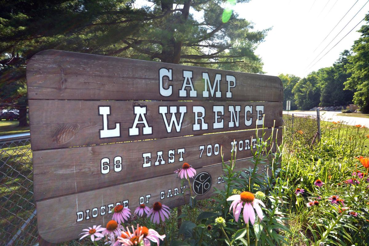 Camp Lawrence will reopen next year after major refit this summer