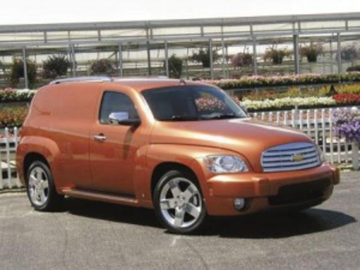 2007 Chevrolet Hhr Panel Old School Hauler Carries New Appeal