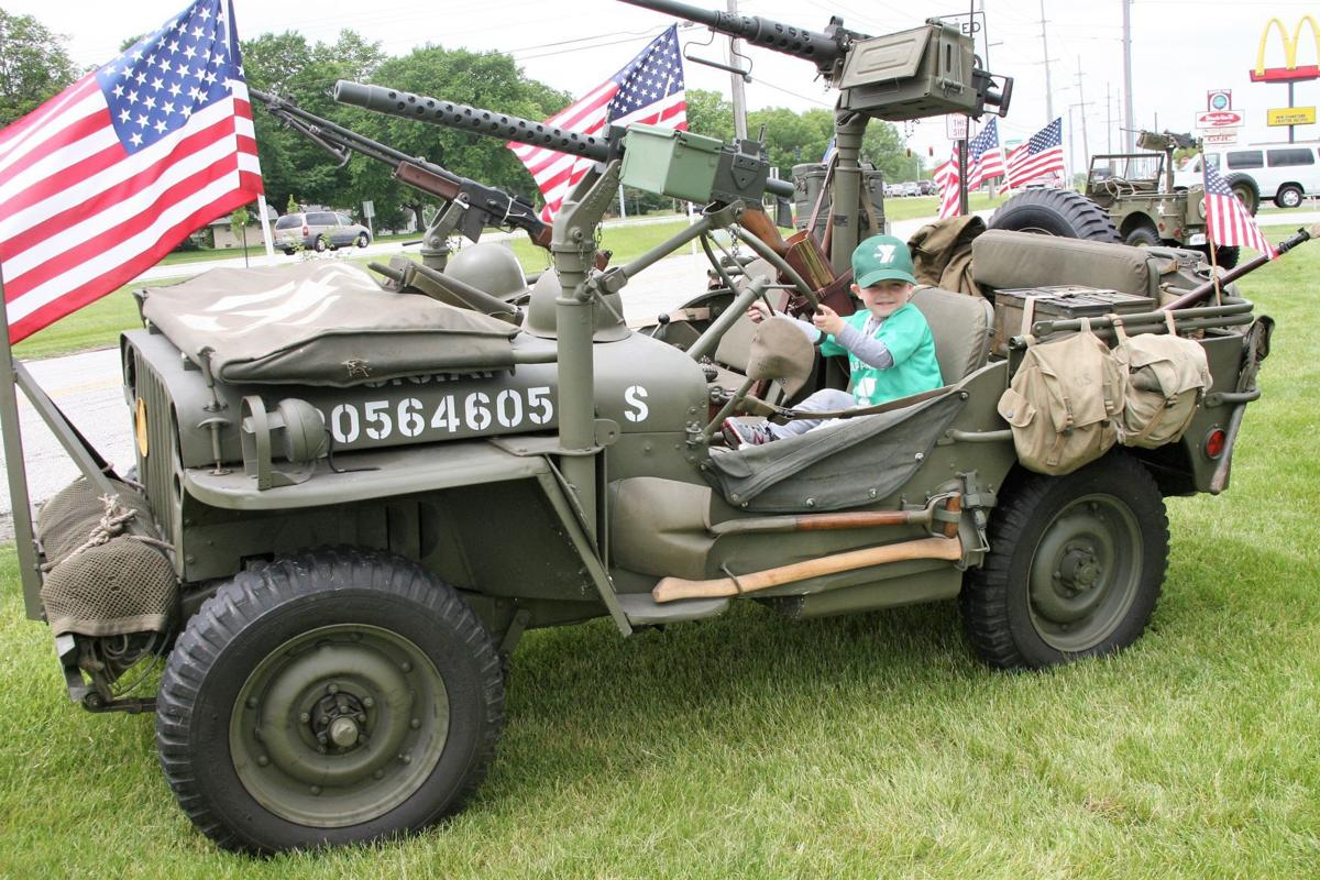 Currie Ford Valpo >> Car show honors memory of service members who paid ...