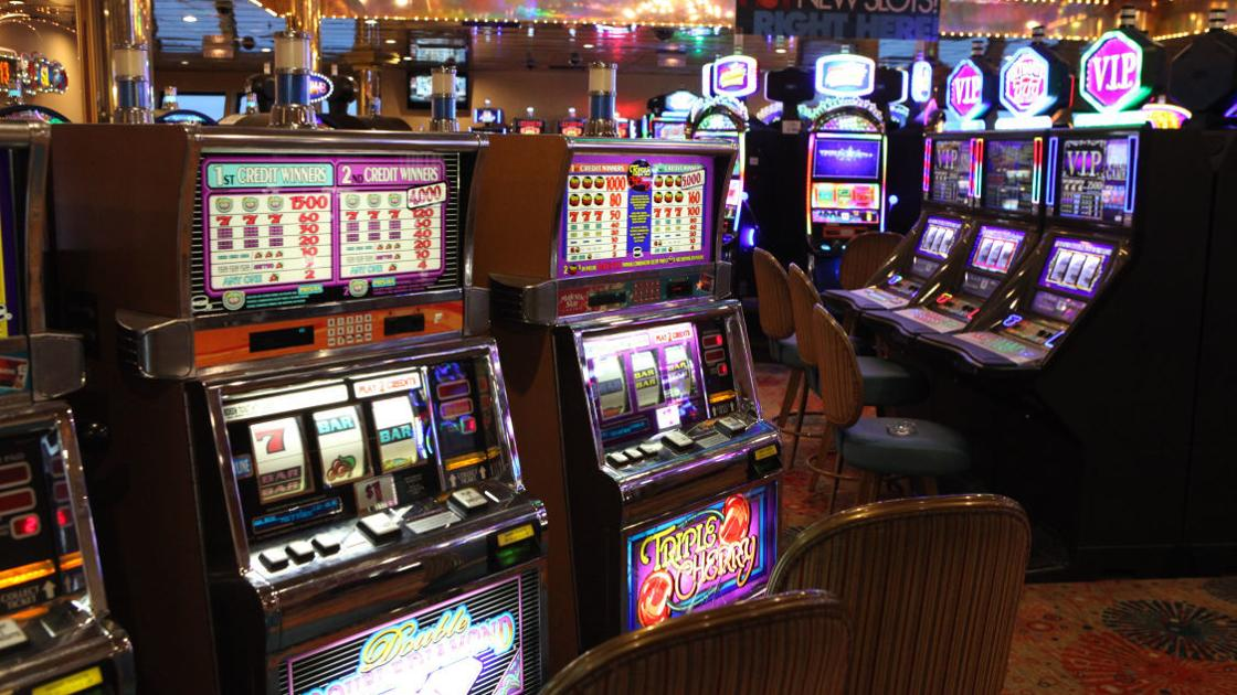 Slot machine bonus rounds keep players coming back for more | Games |  nwitimes.com
