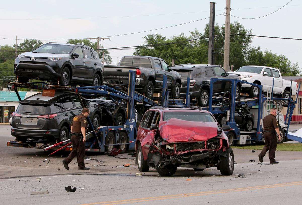 Fatal accident in Gary