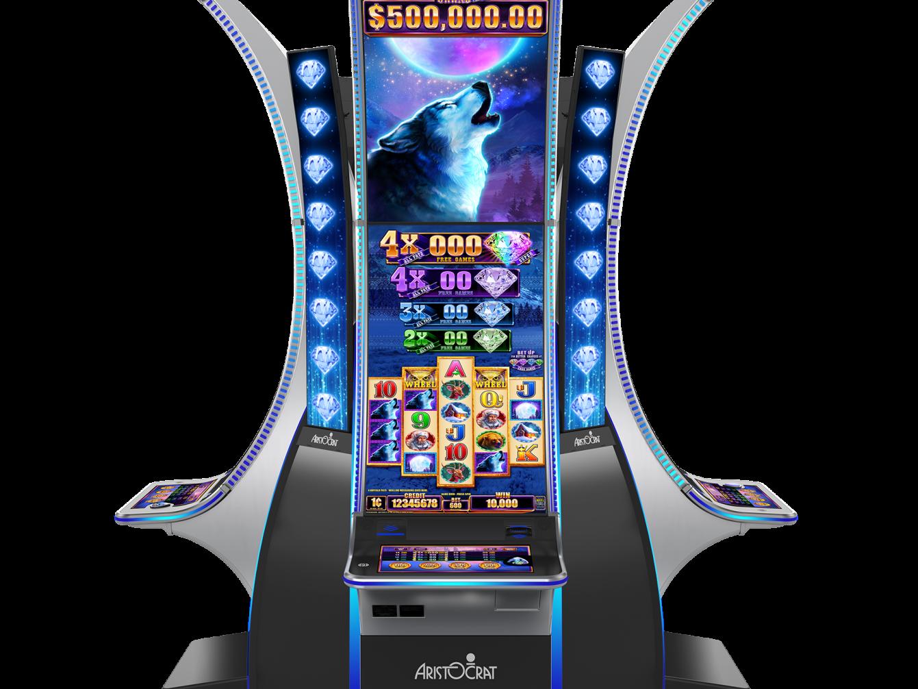 Timber wolf slot machine rules