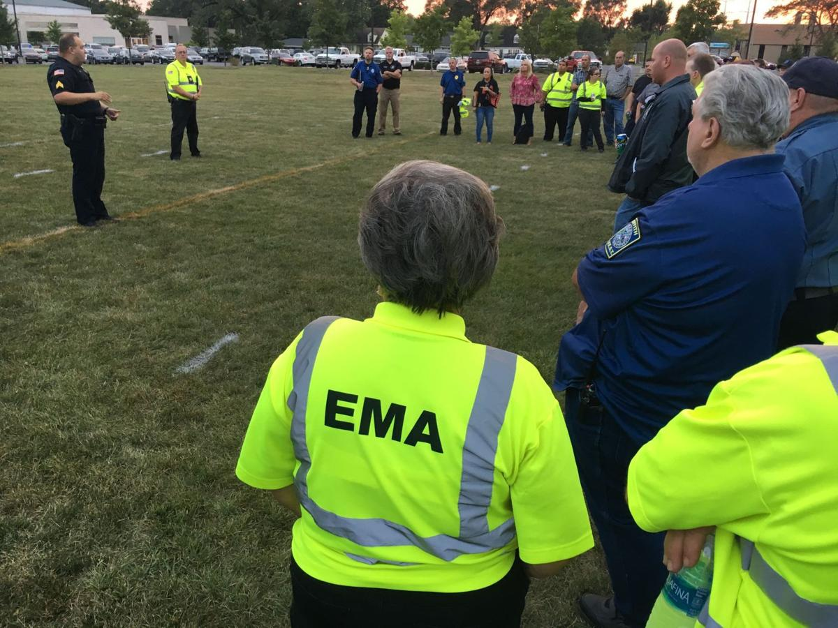 Northwest Indiana emergency management officials say they're prepared for a Hurricane Harvey-like