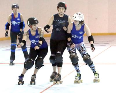South Shore Roller Girls return to action at Hammond Civic Center