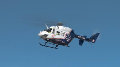 Medical Helicopter FILE PHOTO