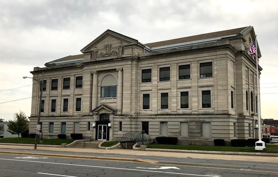 Michigan city courthouse to be expanded laporte project for Laporte courthouse