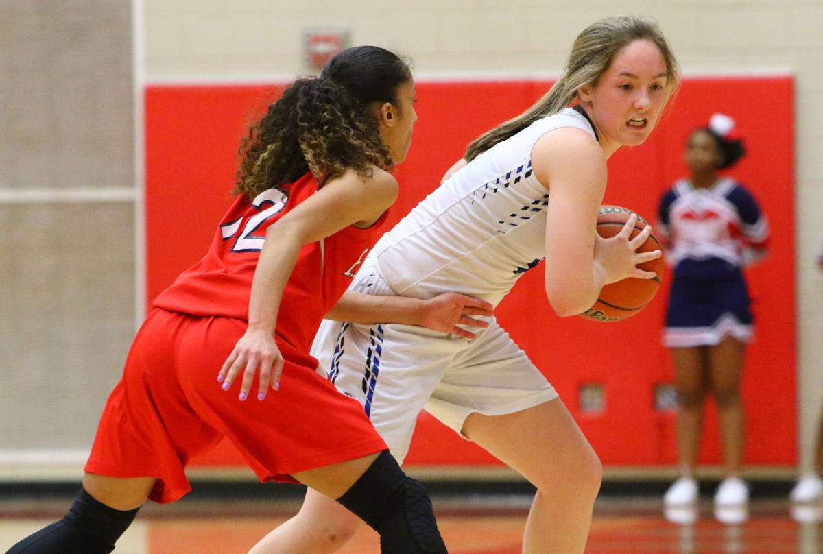 Girls Basketball Sectional Finals - E.C. Central vs. Lake Central