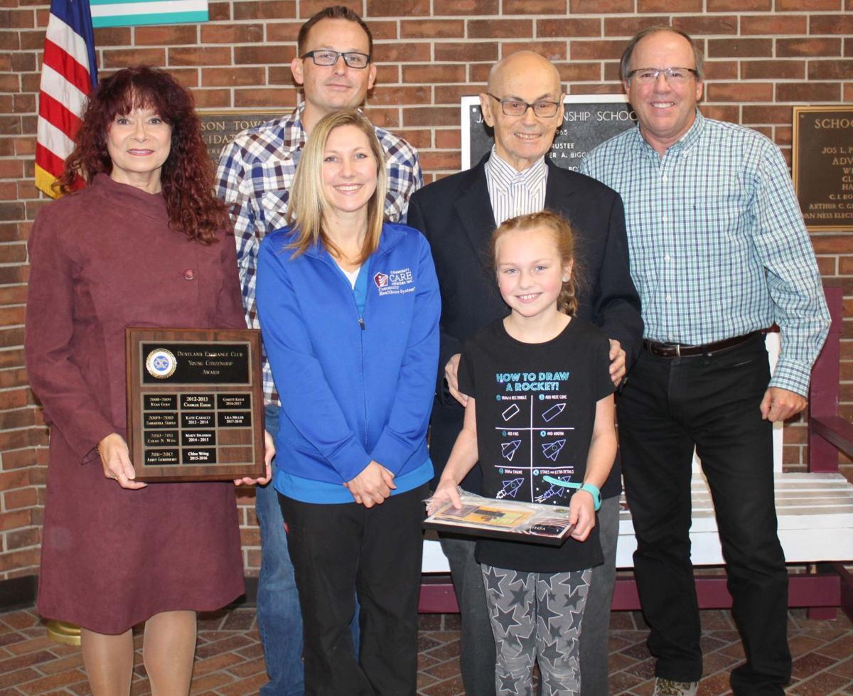 Jackson Young Citizen Award