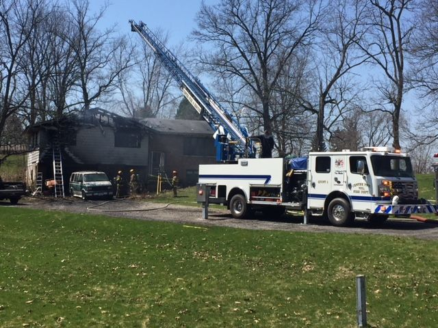 Elderly man dies in laporte county home fire for Laporte county jobs