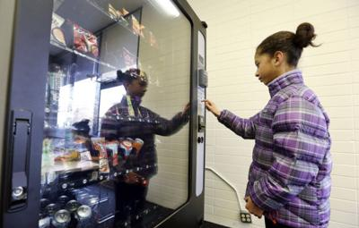 Vending machine stock