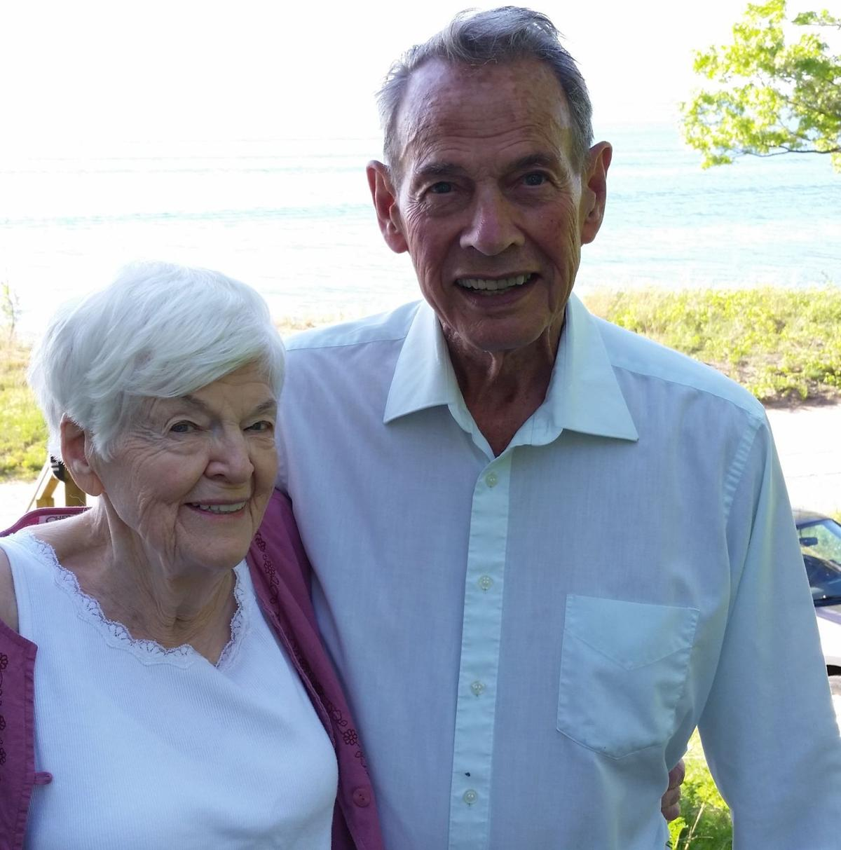 George and Ann Bagnall celebrate 66 years of marriage!