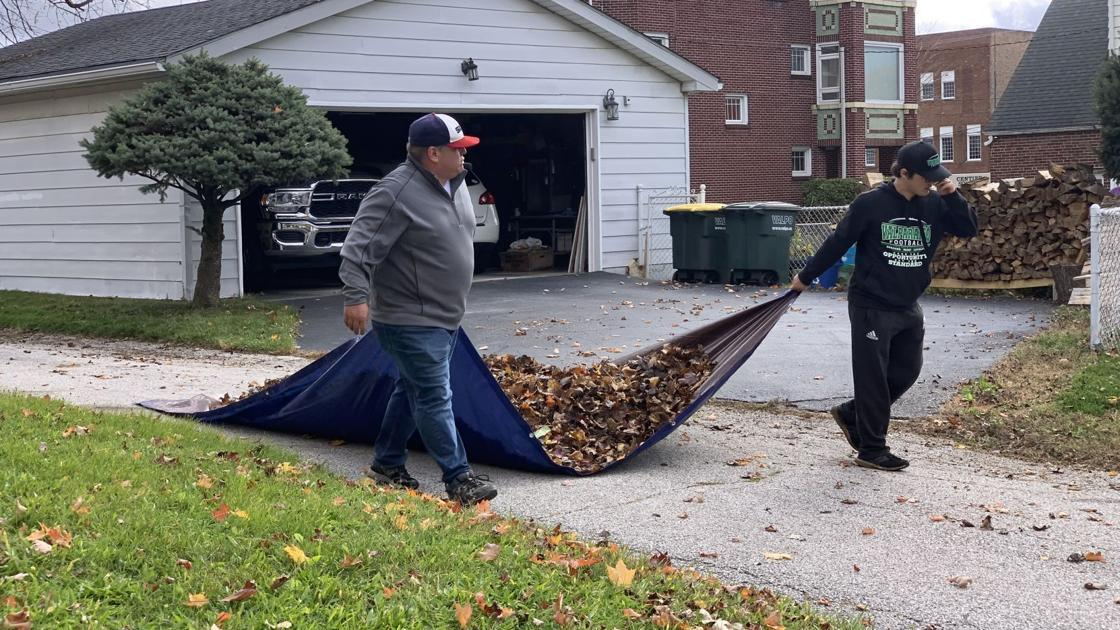 Volunteers spruce up homes, yards in Valpo