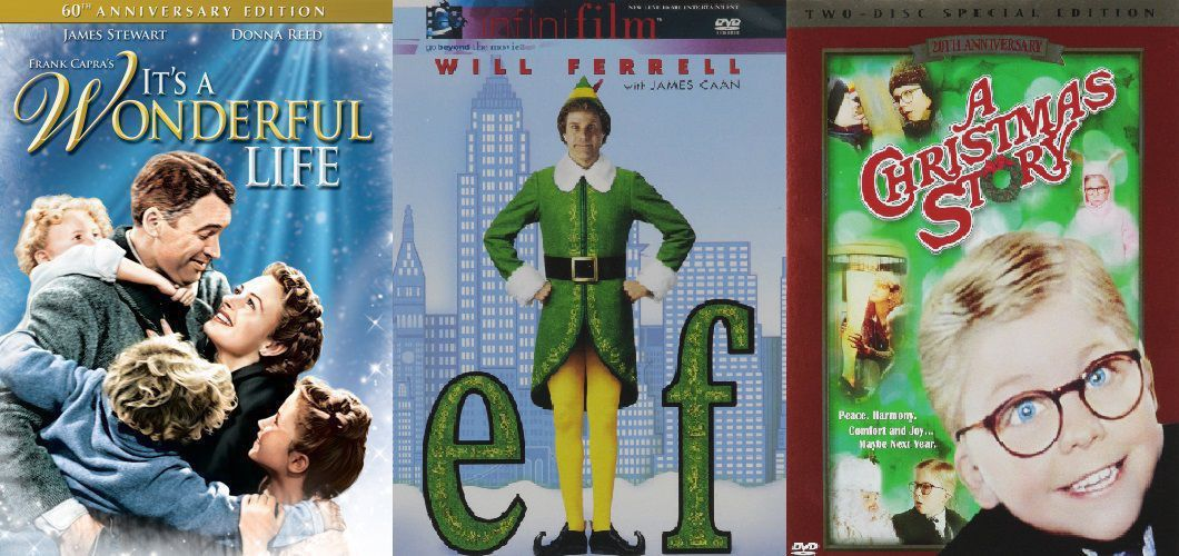 Movie time! 10 holiday films to watch with the family