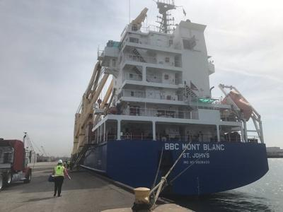 Great Lakes shipping on pace with 2018