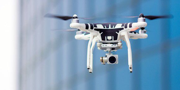 Drone licensing scheme to be launched