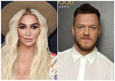 Music-Kesha-Imagine Dragons