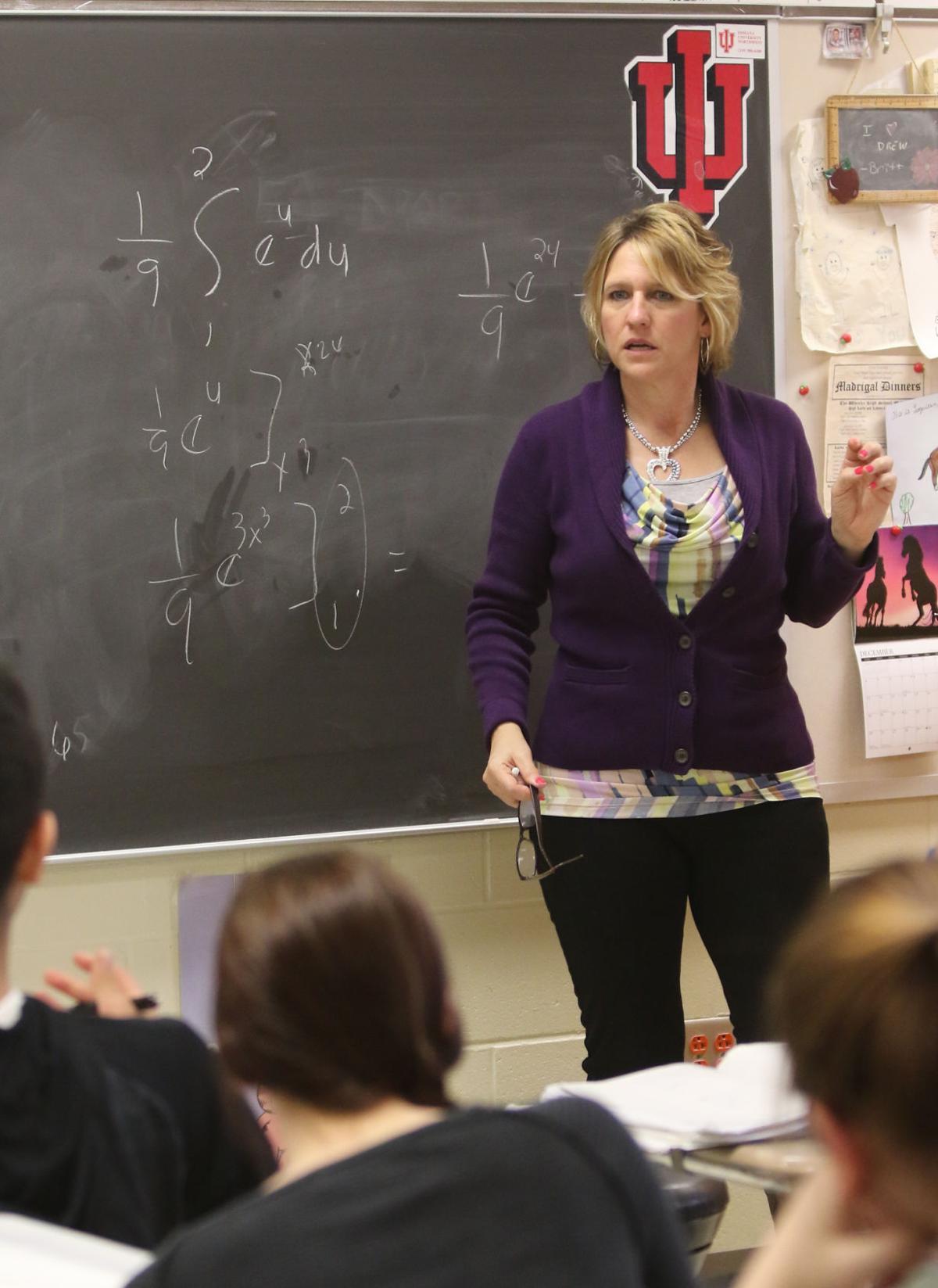Making the Grade: Wheeler High School - Teri Anderson