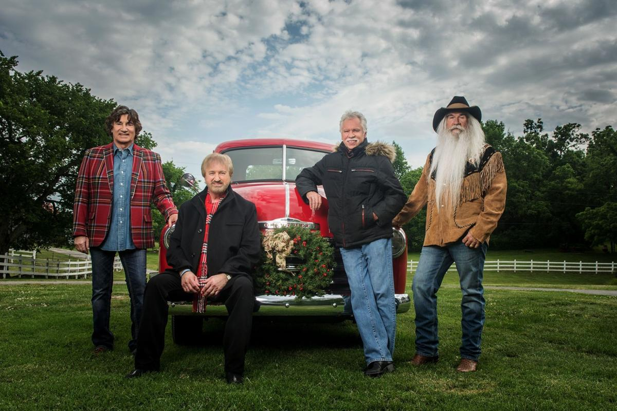 An Oak Ridge Boys Christmas: Legendary country group performs Star ...