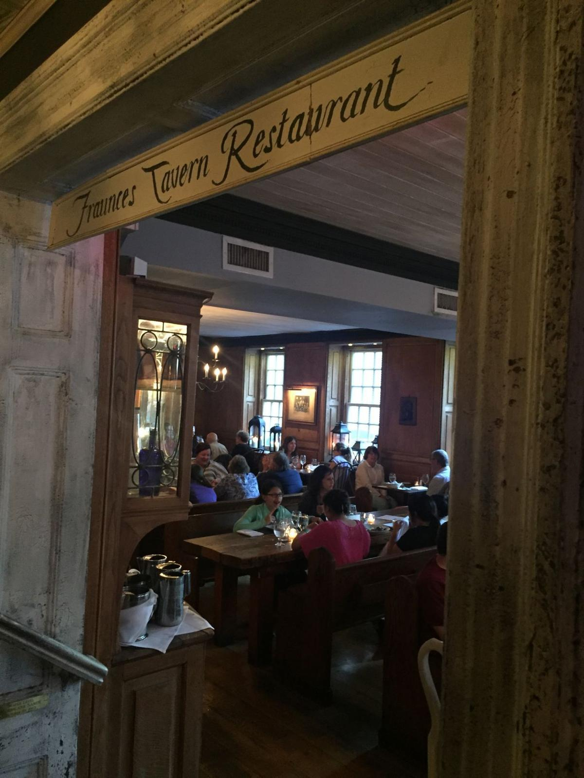 Will Travel for Food: A trip to Fraunces Tavern