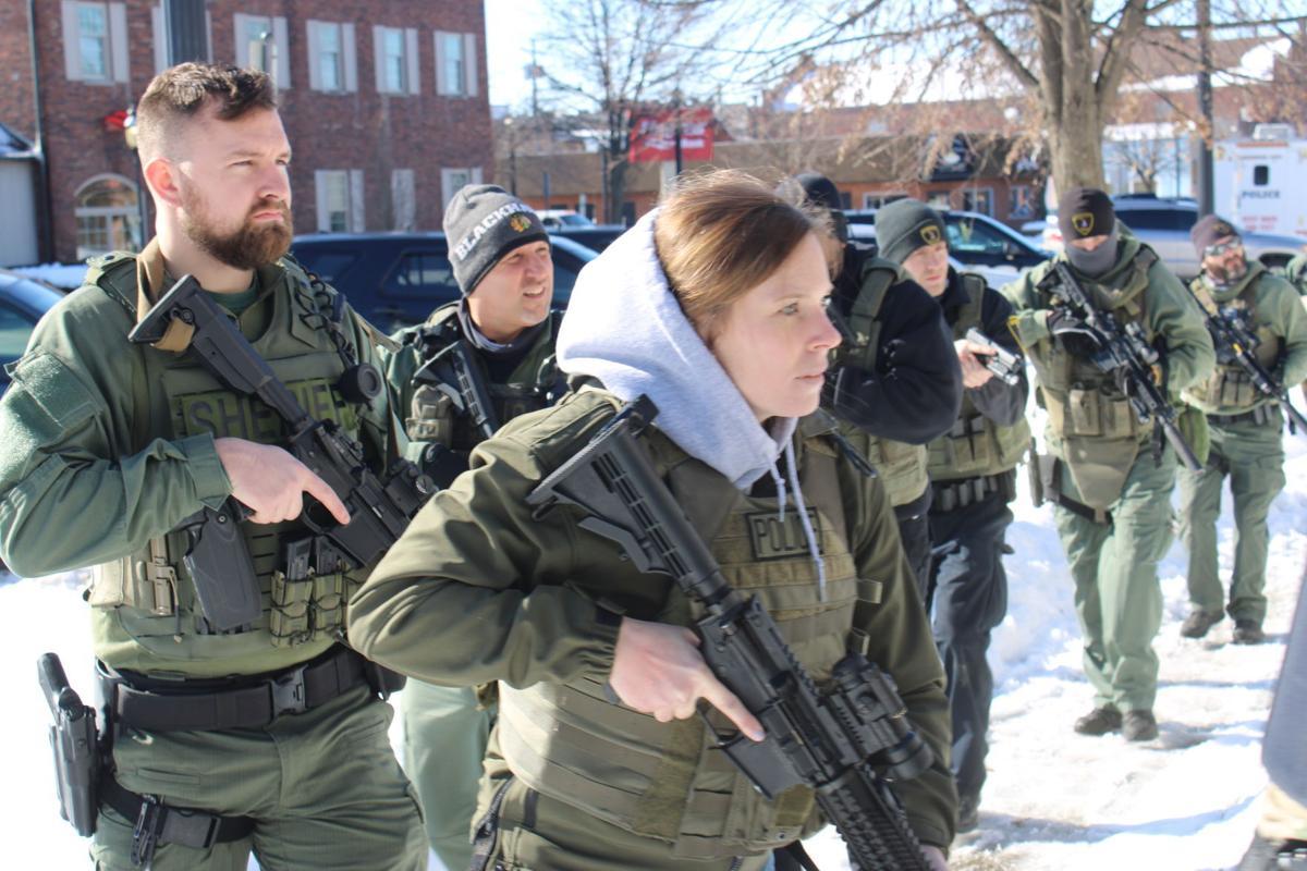 Police take real life training into neighborhoods