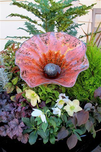 Garden art can bring drama and design to outdoor spaces | Home ...