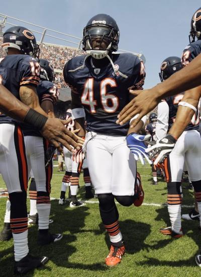 Bears Release Safety Chris Harris National Football League