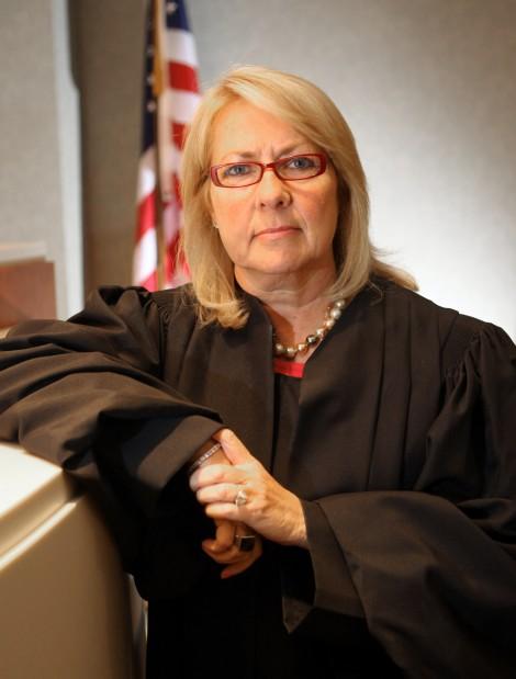 Lake County Juvenile Court Judge Mary Beth Bonaventura