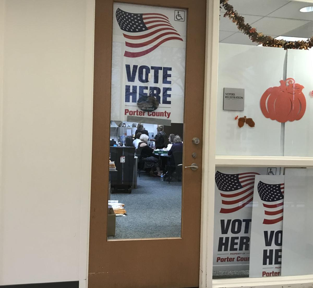 LATEST: Porter County election results may not be ready until after 11 a.m., officials say