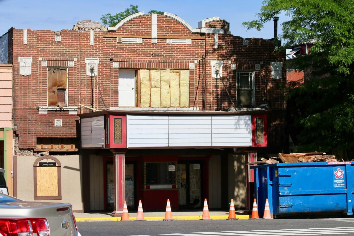 A stripped down Crown Theater