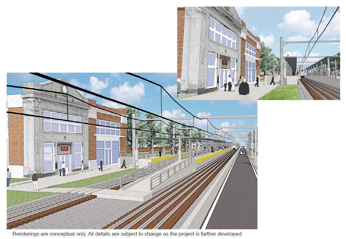 Michigan City rendering