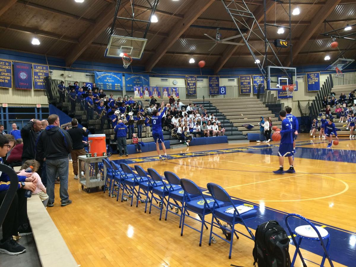 Lake Central travels to take on Highland in boys hoops