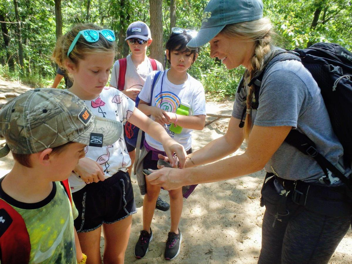 Dunes Learning Center interns receive more than environmental education (copy)