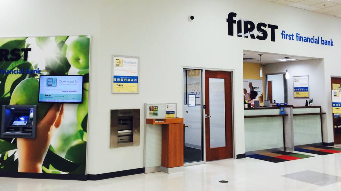 First Financial Chase Close Branches In Crown Point Northwest