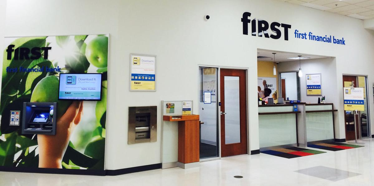 First Financial, Chase closes branches in Crown Point
