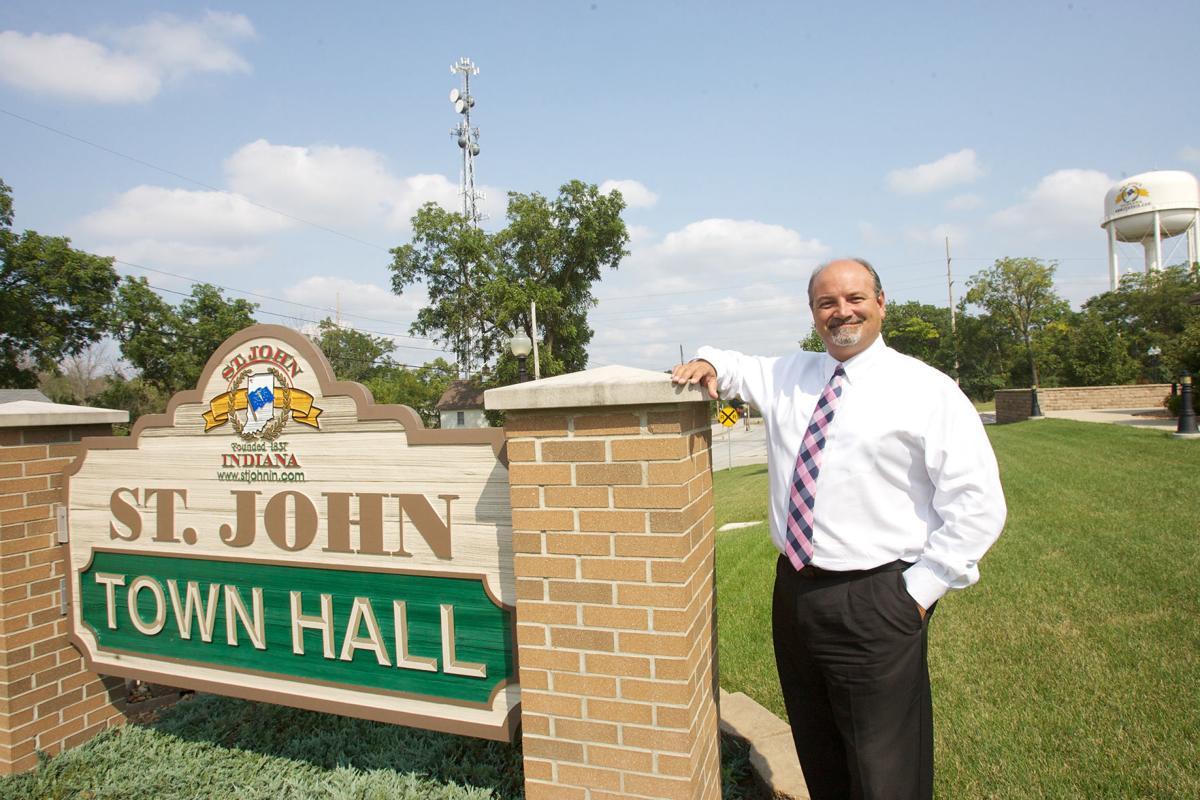 Steve Kil, St. John town manager