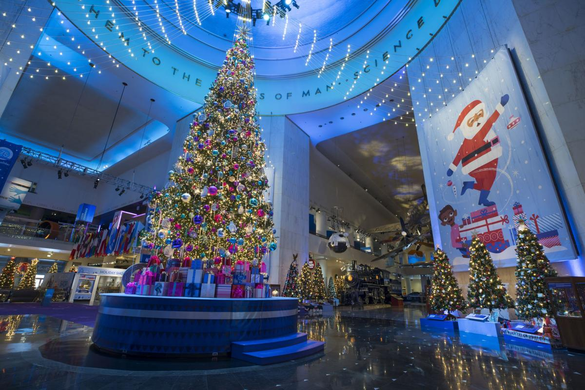 Christmas Around The World and Holidays of Lights at The Museum of Science and Industry
