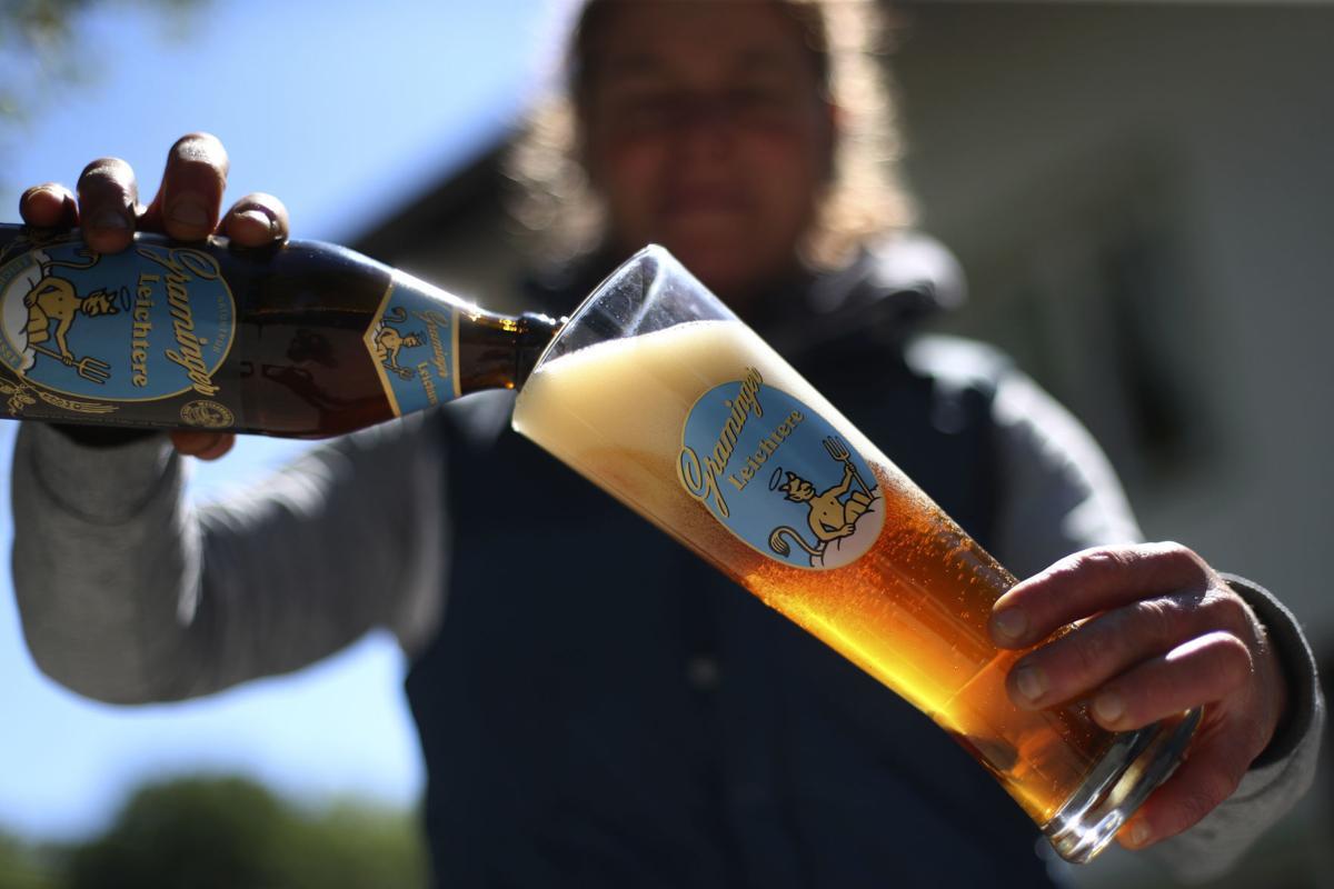 Virus Outbreak Germany Brewery