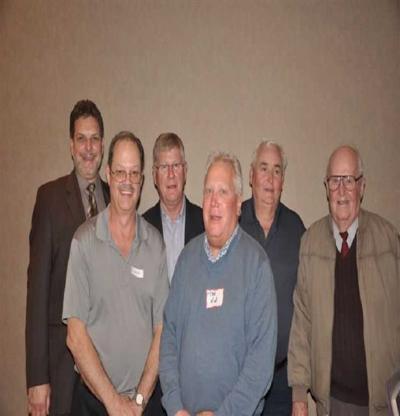ArcelorMittal Machine Shop hosts retirement party Oct. 25