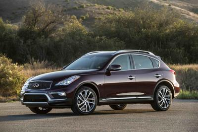 2016 Infiniti Qx50 Adds Legroom And Features Cuts Price