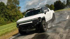 2022 GMC Hummer EV First Drive: What The Halo EV Means For GM's Future.
