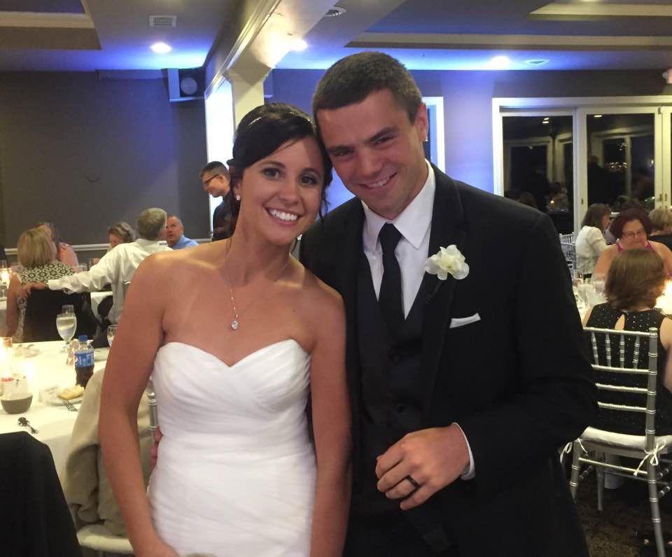 Introducing Mr. and Mrs. Zachary Schwulst