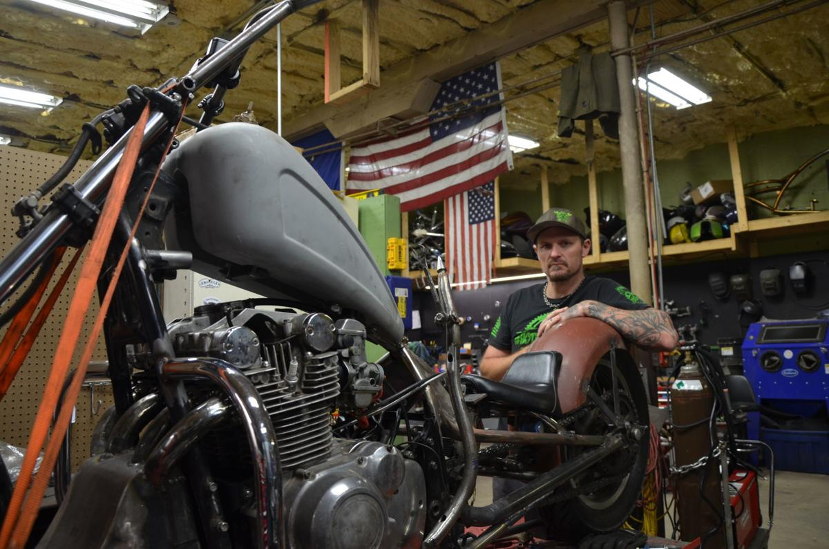 Operation Combat Bikesaver provides 'hot rod therapy' to veterans
