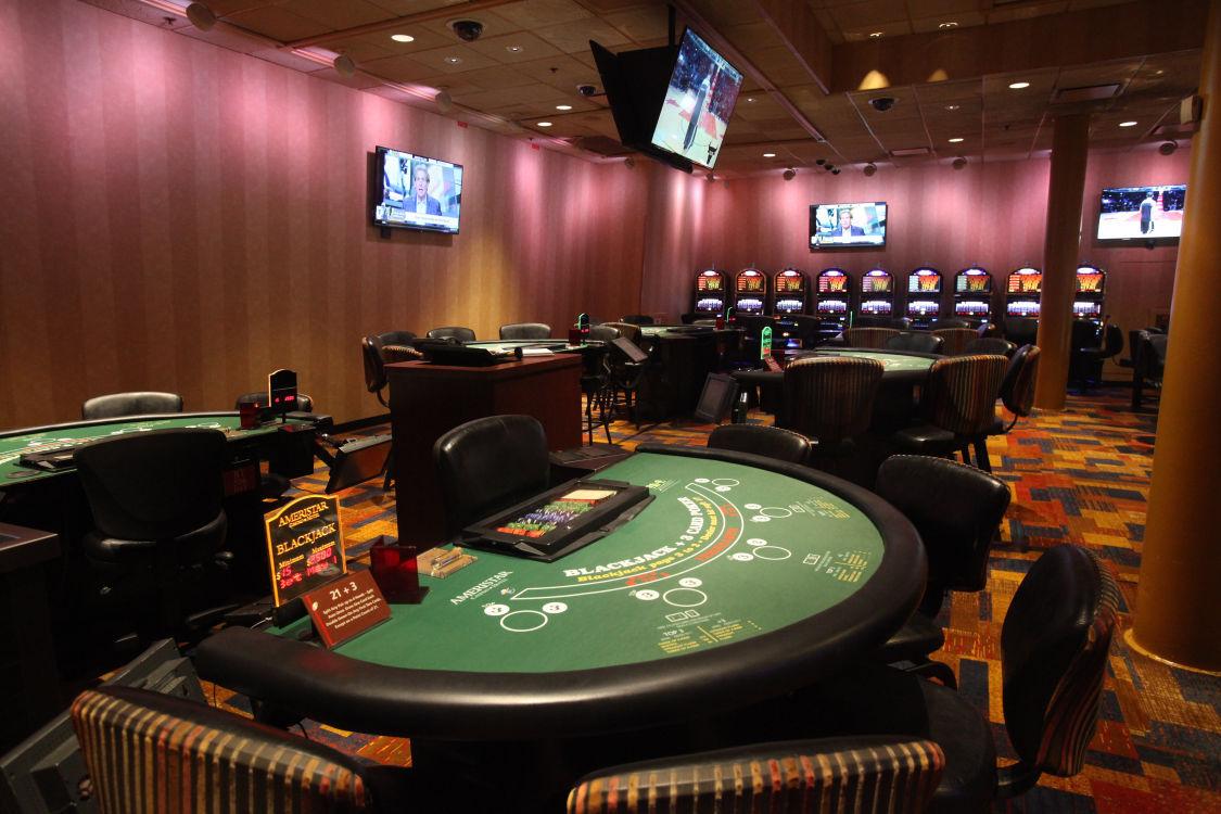 eagle casino seating