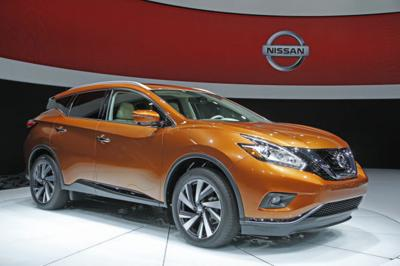 Nissan bets on great design, intuitive technology and the thrill