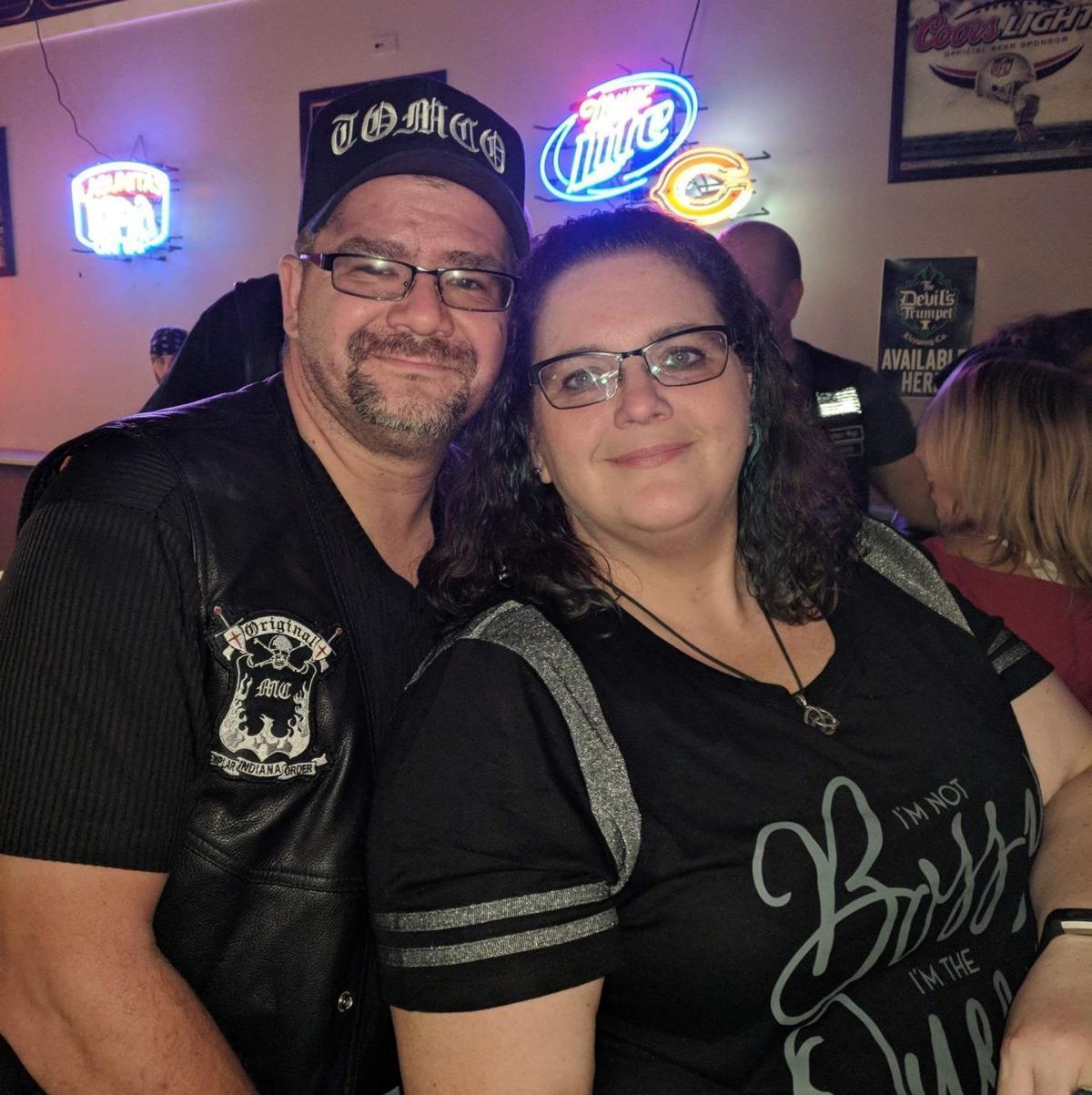 Peter and Amy Jackson