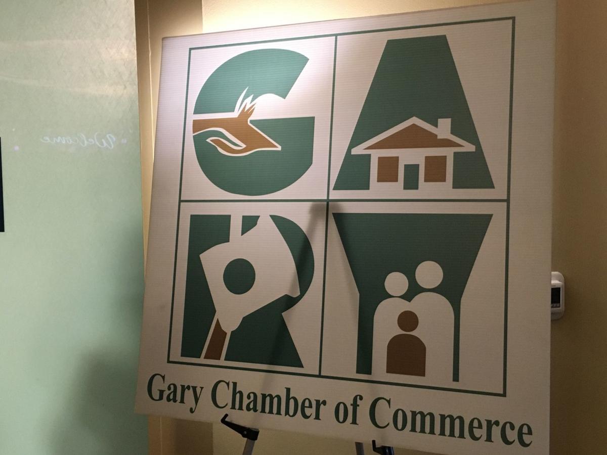 Gary Chamber of Commerce logo
